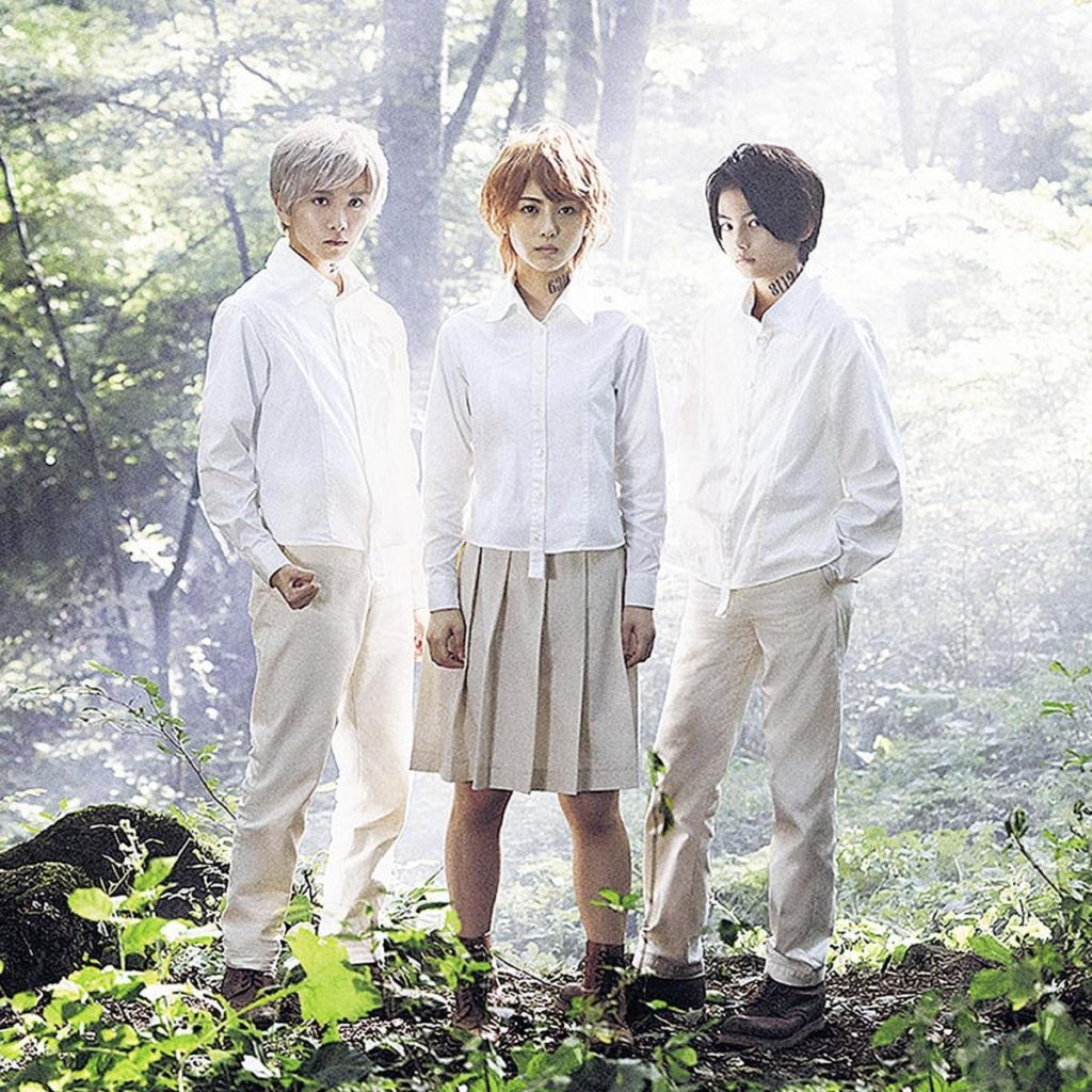 【女優】浜辺美波 実写映画化「約束のネバーランド」主演決定!