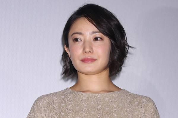 菅野美穂 第2子 出産後 初の公の場 「ミホって呼んでもらえてうれしかった」