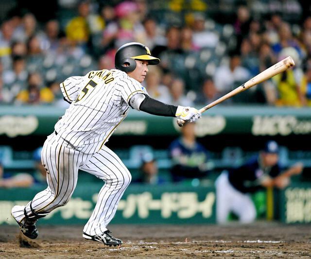 阪神 新人 近本が快挙!長嶋の153安打に並んだ