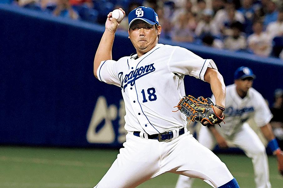 中日 松坂大輔 に大幅減俸で来季の契約打診…今季年俸8000万円