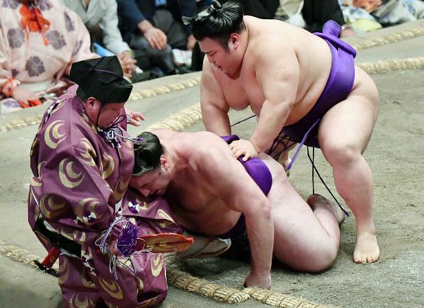 大相撲 九月場所 十一日目 貴景勝 大関復帰 へあと1!明生2敗守る