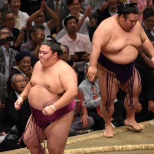 大相撲 九月場所 千秋楽 御嶽海2度目の優勝!