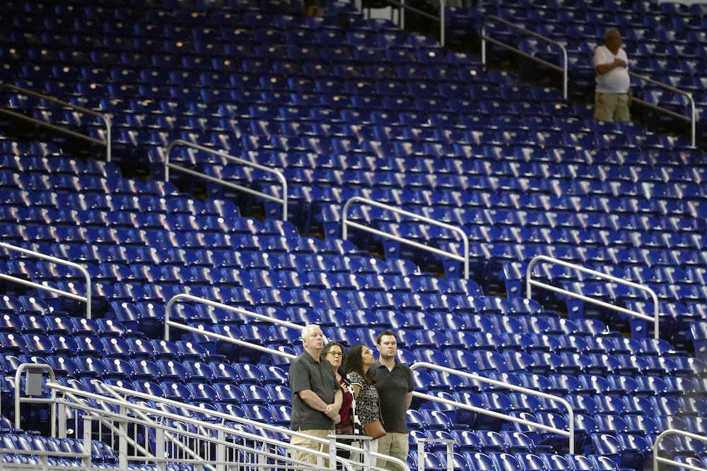 <MLB>観客動員が4年連続でダウン!「球場離れ」が加速!マリナーズは50万人以上減少…