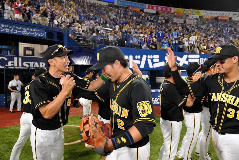 プロ野球<セ・リーグCSファーストS第1戦>阪神、奇跡の6点差大逆転の視聴率「3・3% 」…関西地区「9・4%」