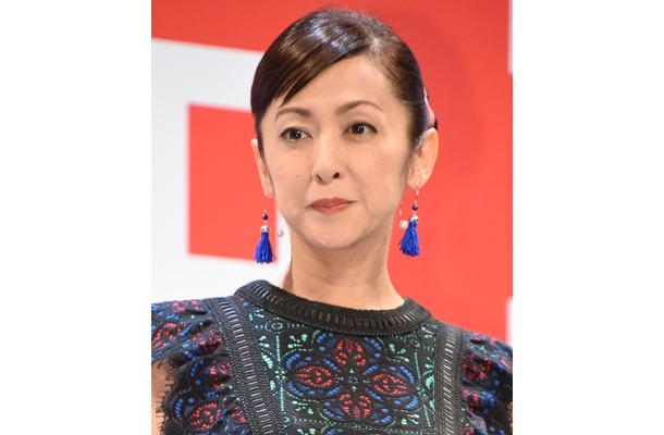 【テレビ】斉藤由貴 三上真奈 アナの読み間違いに爆笑「スケバンけいじ」