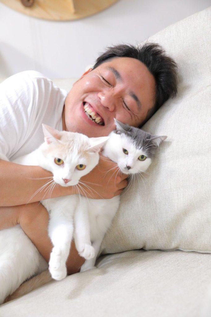 サンシャイン池崎 ペットショップで猫を買わない理由「お金で買うのに抵抗あった」