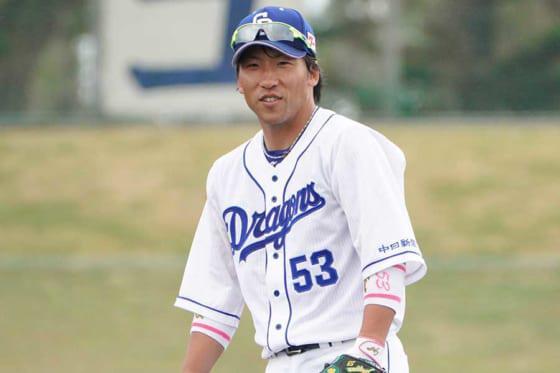 【野球】中日 亀沢 に 戦力外通告、出場機会大幅減「まだまだやりたい気持ちがある」