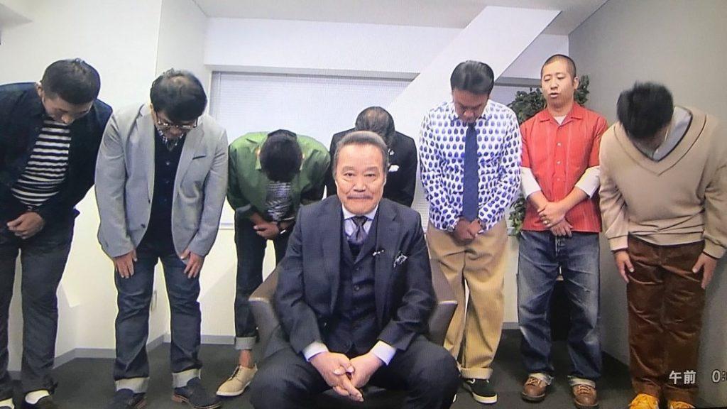 探偵!ナイトスクープ 西田敏行 降板 を発表 11月22日放送を最後に「職を辞したい」