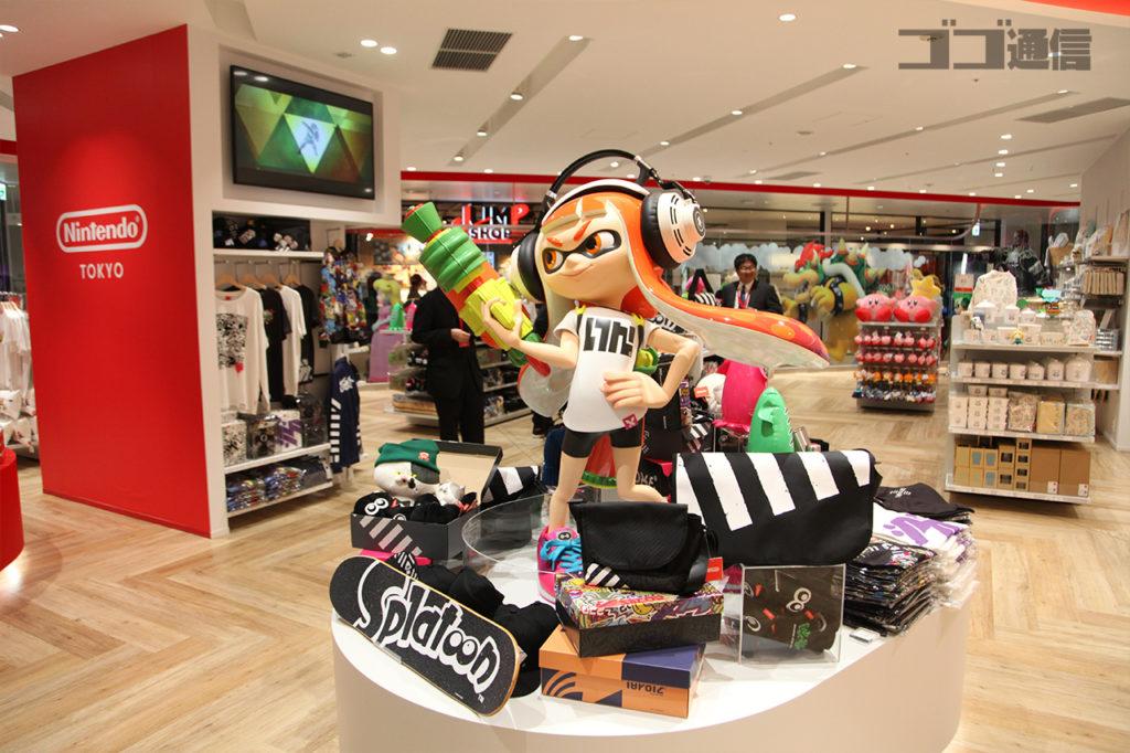 国内初の 任天堂 直営店 が 渋谷 にオープン! 任天堂ファンボーイはもちろん行くよね?