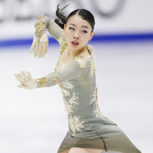 フィギュアスケート コストルナヤ優勝 紀平梨花 2位のNHK杯女子フリー高視聴率16・2%