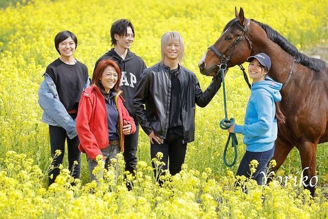 志村どうぶつ園 出演の「白井家」愛馬を庭でバラバラに解体か