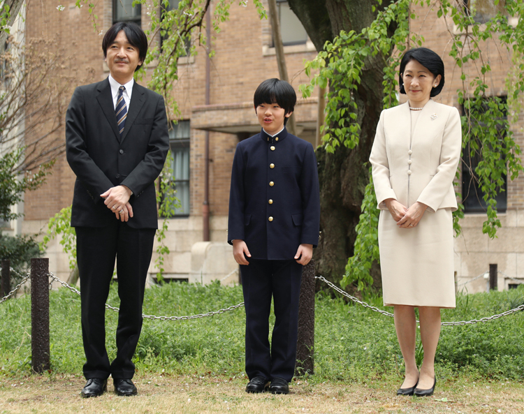 悠仁親王殿下 が インフルエンザ に 感染 1週間ほど学校欠席へ