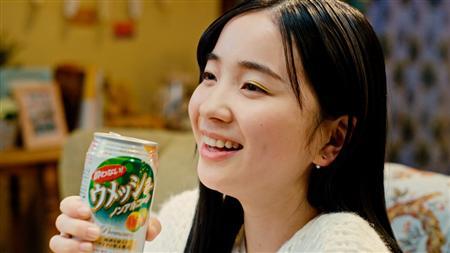 福地桃子 「ウメッシュ」で歌初挑戦! 哀川翔 の次女がスター女優登竜門 CM出演
