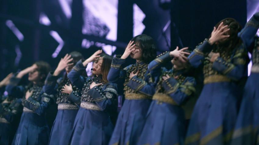 欅坂46 初東京ドームライブ「不協和音」「角を曲がる」…ダイジェスト映像公開