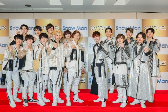 "『SixTONES』『Snow Man』CD爆売れの""からくり""に批判続出!"