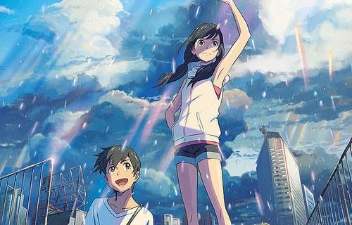映画 天気の子 北米公開で初登場2位 興収7.2億円と好調なスタート