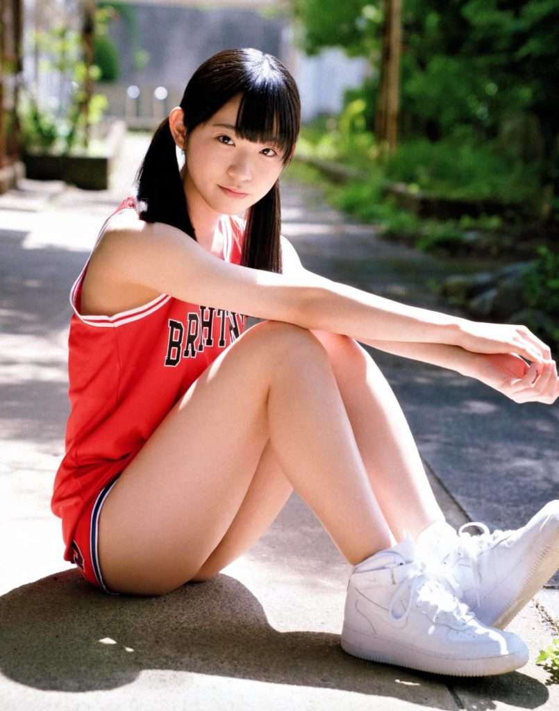 """AKB48 新曲発表!新センターは""""宮脇咲良2世""""の18歳・山内瑞葵「震えが止まらない」"""