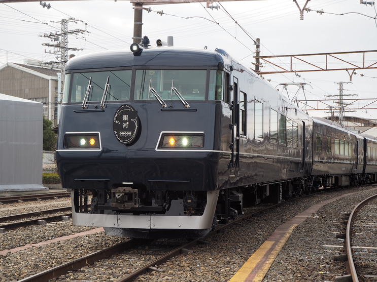 JR西日本 ウエストエクスプレス銀河 新型長距離列車 を公開