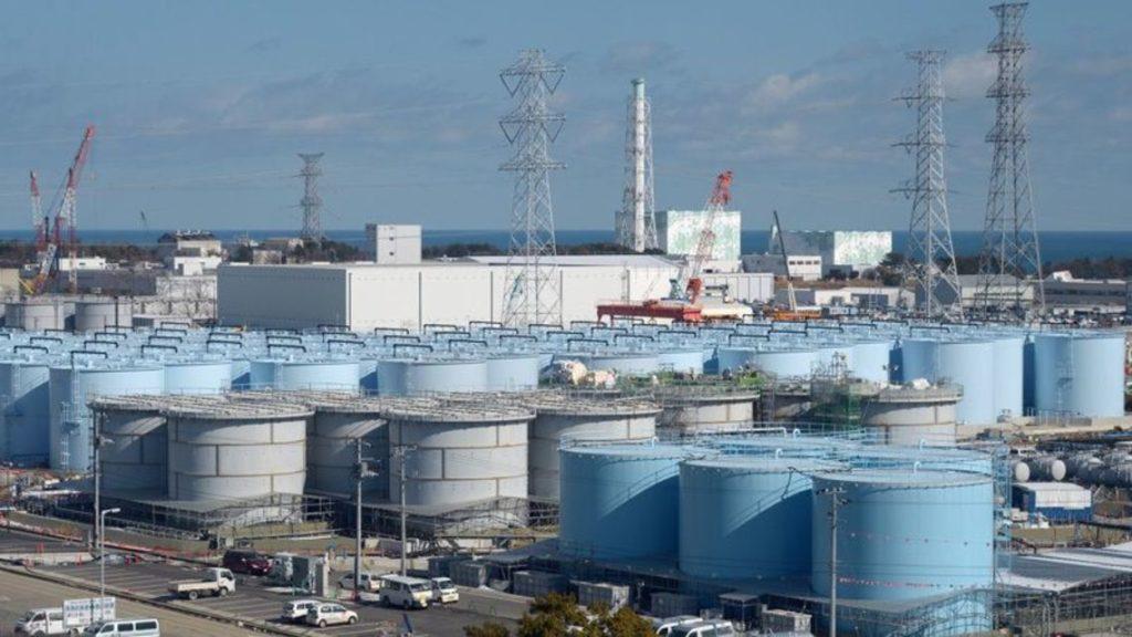 福島第一原発 処理タンク問題 原発 トリチウム水「海洋放出」か「大気放出」とりまとめへ