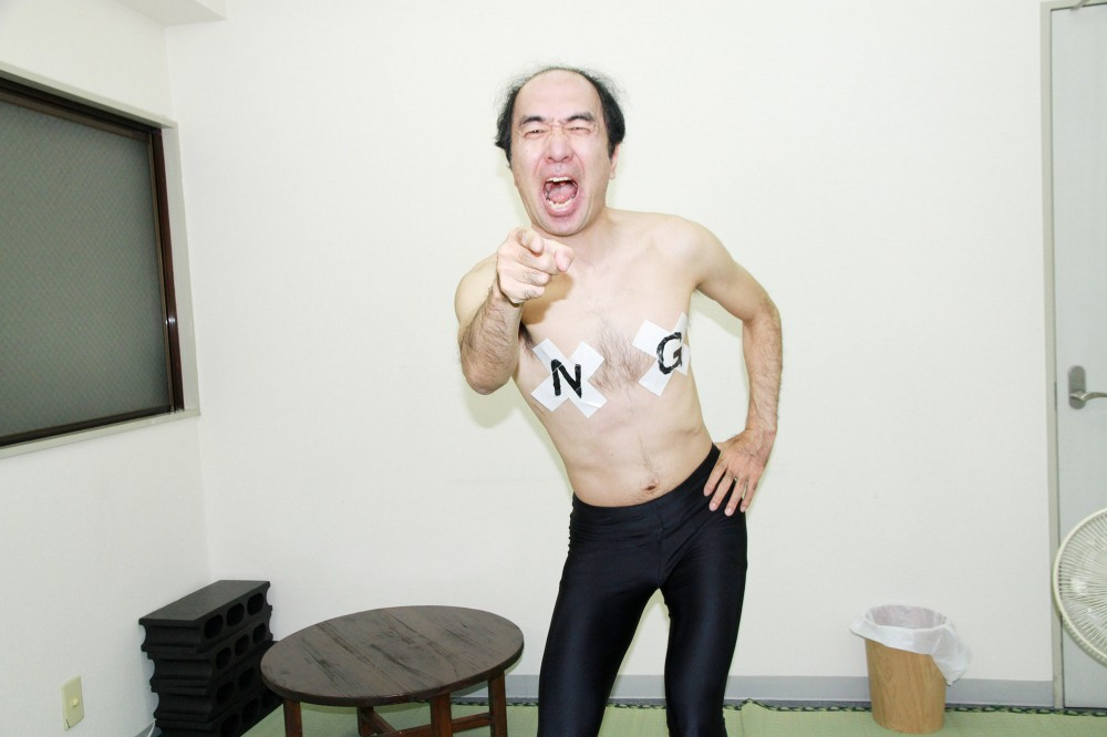江頭2:50 YouTuber デビュー 「エガちゃんねる」開設で狙うは世界!  初回はアカウント停止覚悟の「お尻書道」!